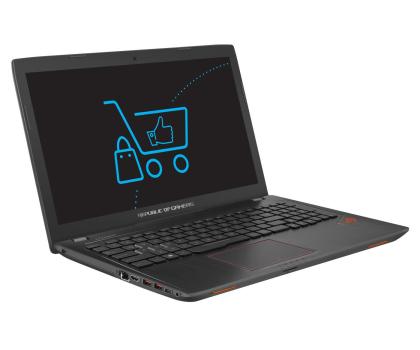 ASUS ROG Strix GL553VE i7-7700/8GB/1TB/DVD 1050Ti-366753 - Zdjęcie 1
