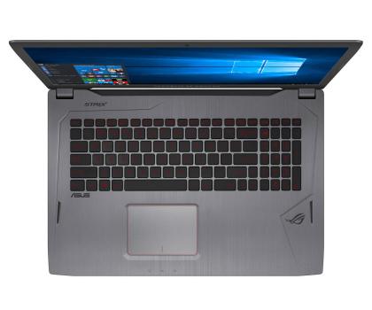 ASUS ROG Strix GL702VM i7-7700HQ/16GB/256+1TB/Win10-358068 - Zdjęcie 4