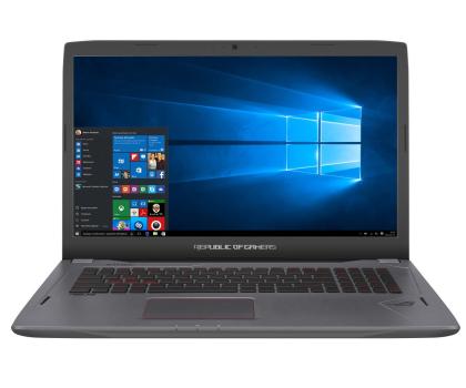 ASUS ROG Strix GL702VM i7-7700HQ/16GB/256+1TB/Win10-358068 - Zdjęcie 2