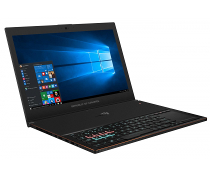 ASUS ROG Zephyrus GX501VI i7/24GB/512PCIe/Win10 GTX1080-343691 - Zdjęcie 1