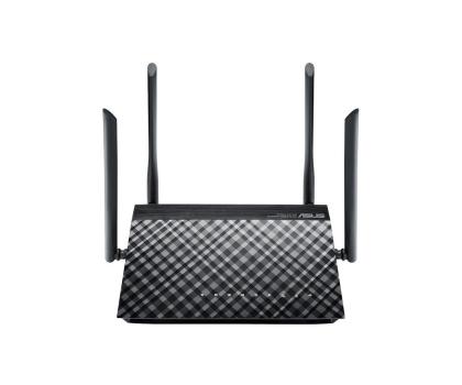 ASUS RT-AC1200G+ (1200Mb/s a/b/g/n/ac, USB 3G/4G)-281411 - Zdjęcie 1