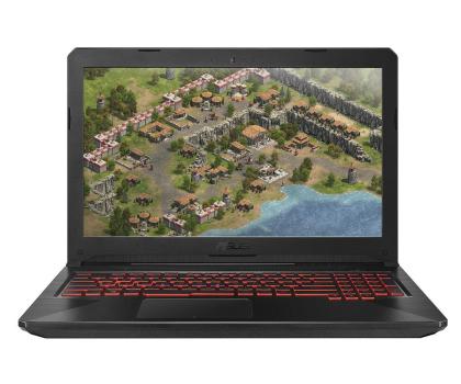 ASUS TUF Gaming FX504GE i5-8300H/8GB/256+1TB/Win10-430345 - Zdjęcie 3
