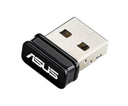 ASUS USB-N10 NANO WiFi (802.11b/g/n 150Mb/s)-181269 - Zdjęcie 1