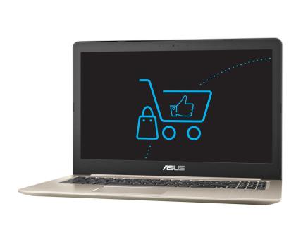ASUS VivoBook Pro 15 N580VD i5-7300HQ/8GB/1TB GTX1050-358854 - Zdjęcie 2