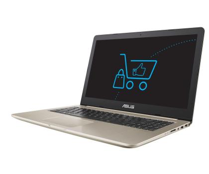ASUS VivoBook Pro 15 N580VD i5-7300HQ/8GB/1TB GTX1050-358854 - Zdjęcie 3
