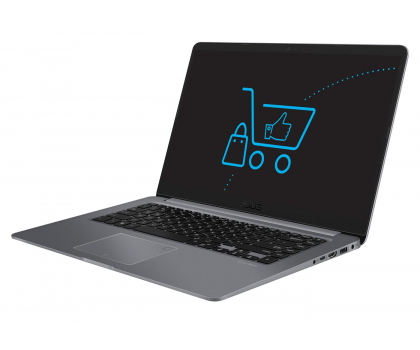 ASUS VivoBook S15 S510UN-8 i5-8250U/8GB/1TB MX150-383734 - Zdjęcie 2
