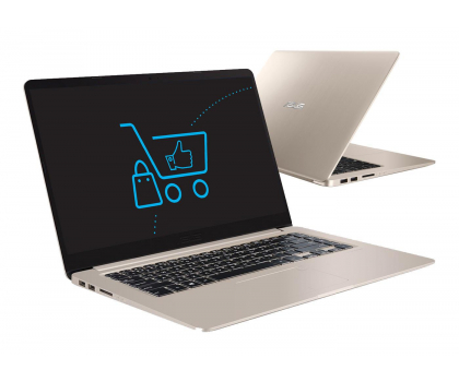 ASUS VivoBook S15 S510UQ i5-7200U/8GB/1TB GT940MX-375920 - Zdjęcie 1