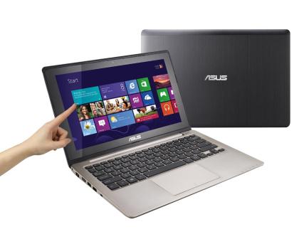 ASUS VivoBook X202E-CT009H i3-3217U/4GB/500/Win8 czarny-119995 - Zdjęcie 1