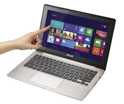 ASUS VivoBook X202E-CT009H i3-3217U/4GB/500/Win8 czarny-119995 - Zdjęcie 2
