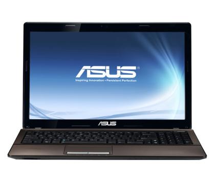 ASUS X53SV-SX759V-8 i5-2430M/8GB/500/DVD-RW/7HP64 -72806 - Zdjęcie 1