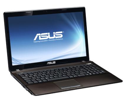 ASUS X53SV-SX759V-8 i5-2430M/8GB/500/DVD-RW/7HP64 -72806 - Zdjęcie 2