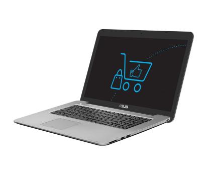 ASUS X756UQ-T4240D i5-7200U/8GB/1TB GT940MX-342141 - Zdjęcie 3