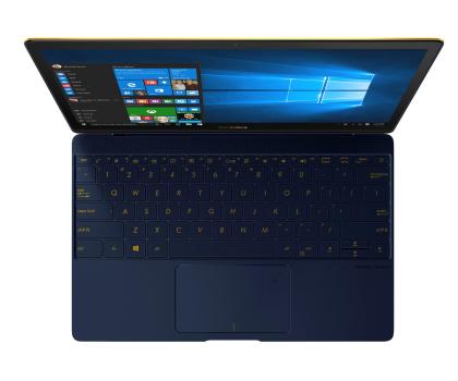 ASUS ZenBook 3 UX390UA i7-7500U/8GB/512SSD/Win10 FHD-331258 - Zdjęcie 4