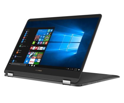 ASUS ZenBook Flip S UX370UA i7-7500U/8GB/512SSD/Win10-385105 - Zdjęcie 2