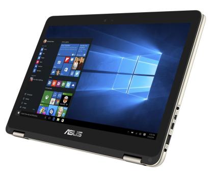ASUS ZenBook Flip UX360CA M3-7Y30/4GB/128SSD/Win10-341302 - Zdjęcie 6