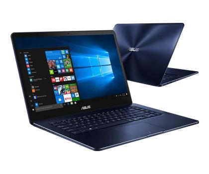 ASUS ZenBook Pro UX550VD i7-7700HQ/16GB/512PCIe/Win10-376041 - Zdjęcie 1