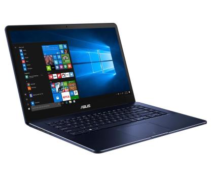 ASUS ZenBook Pro UX550VD i7-7700HQ/16GB/512PCIe/Win10-376041 - Zdjęcie 3
