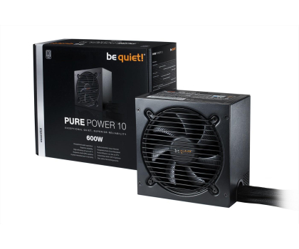 be quiet! 600W Pure Power 10-346816 - Zdjęcie 2