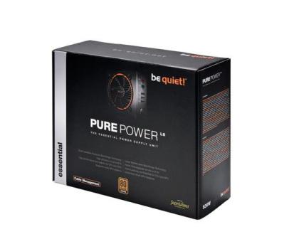 be quiet! 630W Pure Power L8 BOX-71319 - Zdjęcie 4