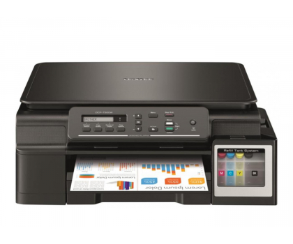 Brother InkBenefit Plus DCP-T500W (WIFI) (kabel USB) -249818 - Zdjęcie 5