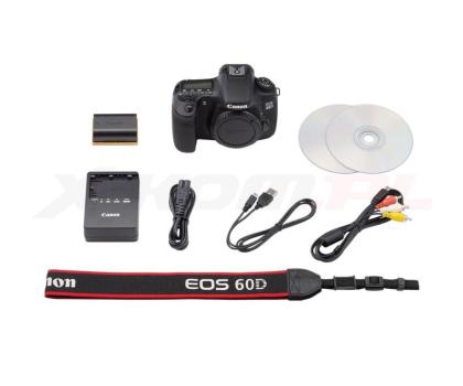 Canon EOS 60D czarny +EF-S 17-55 IS-65471 - Zdjęcie 4