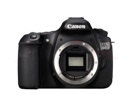 Canon EOS 60D czarny +EF-S 17-55 IS-65471 - Zdjęcie 1