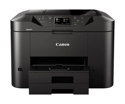 Canon MAXIFY MB2750 czarna-331030 - Zdjęcie 4