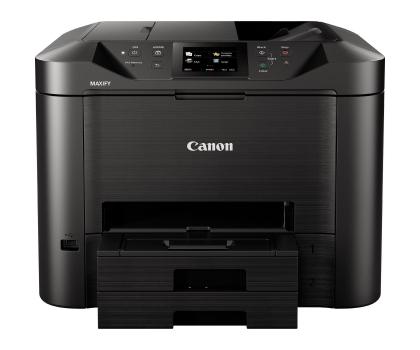 Canon MAXIFY MB5450 czarna -331037 - Zdjęcie 4