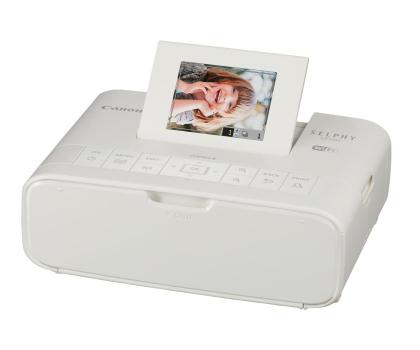 Canon SELPHY CP1200 biała-306694 - Zdjęcie 3