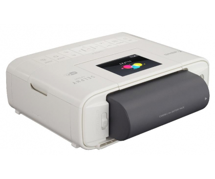 Canon SELPHY CP1200 biała-306694 - Zdjęcie 6