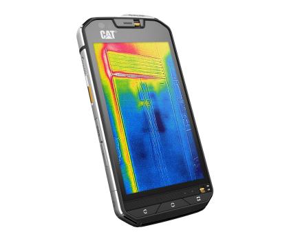 Cat S60 Dual SIM LTE czarny-311161 - Zdjęcie 2
