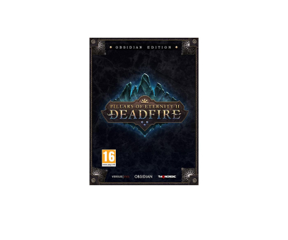 CENEGA Pillars of Eternity II - Deadfire Obsidian Edition-427040 - Zdjęcie 1