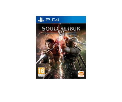 CENEGA Soulcalibur 6 Collectors Edition-434652 - Zdjęcie 1