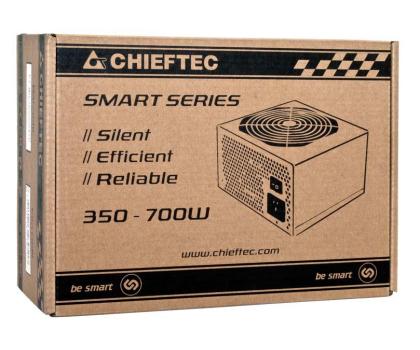 Chieftec 500W GPS-500A8 BOX-120313 - Zdjęcie 4