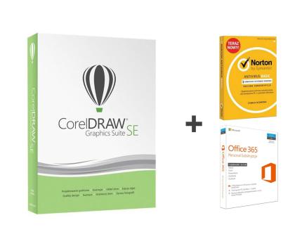 Corel Corel GS (SE) + Office 365 Personal + Norton -413114 - Zdjęcie 1