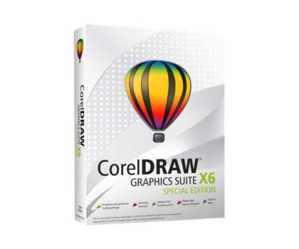 Corel CorelDRAW Graphics Suite X6 Special Edition PL Box-239528 - Zdjęcie 1
