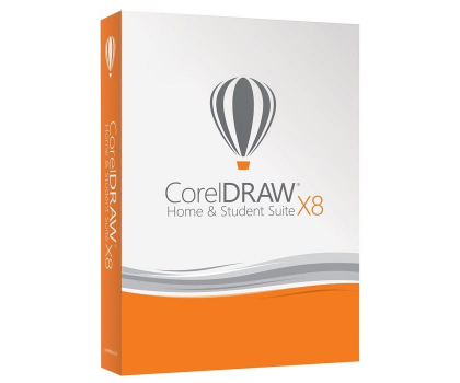 Corel CorelDRAW Graphics Suite X8 Home & Student PL-323425 - Zdjęcie 1