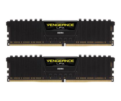Corsair 16GB 2666MHz Vengeance LPX Black CL16 (2x8GB)-258002 - Zdjęcie 1