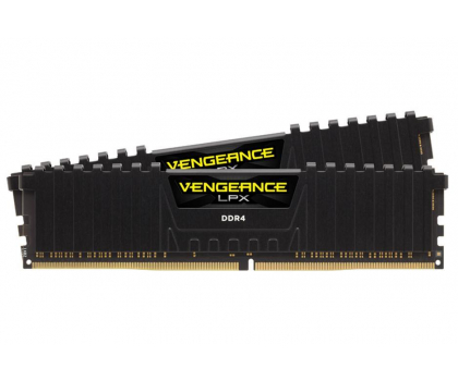 Corsair 16GB 2666MHz Vengeance LPX Black CL16 (2x8GB)-258002 - Zdjęcie 2