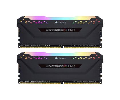 Corsair 16GB 2666MHz Vengeance RGB PRO CL16 (2x8GB)  (CMW16GX4M2A2666C16)