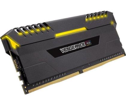 Corsair 32GB 3200MHz Vengeance RGB LED CL16 (2x16GB)-360156 - Zdjęcie 3