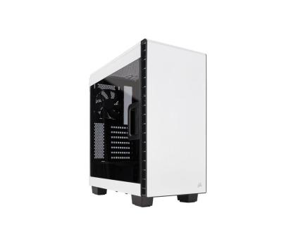 Corsair Carbide Clear 400C Case biała-320920 - Zdjęcie 1