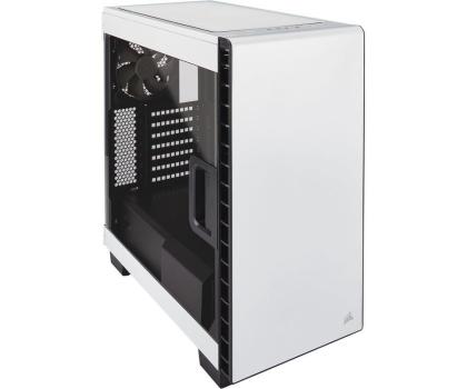 Corsair Carbide Clear 400C Case biała-320920 - Zdjęcie 3