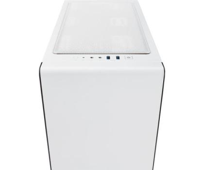 Corsair Carbide Clear 400C Case biała-320920 - Zdjęcie 2
