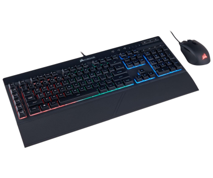 Corsair K55 Gaming Keyboard & Harpoon Mouse Combo (RGB)-393181 - Zdjęcie 6