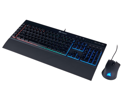 Corsair K55 Gaming Keyboard & Harpoon Mouse Combo (RGB)-393181 - Zdjęcie 5