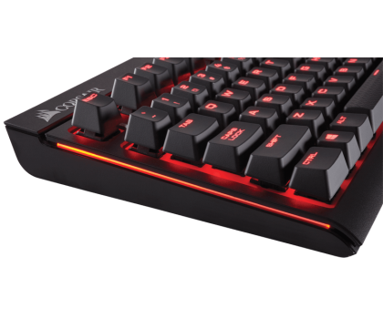 Corsair STRAFE (Cherry MX Red, Red LED)-321220 - Zdjęcie 4
