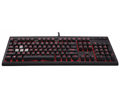 Corsair STRAFE (Cherry MX Silent, Red LED)-444625 - Zdjęcie 5
