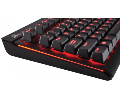 Corsair STRAFE (Cherry MX Silent, Red LED)-444625 - Zdjęcie 6