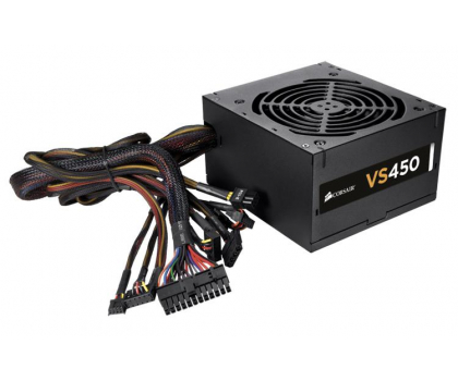 Corsair VS450 450W 80PLUS BOX-206807 - Zdjęcie 2